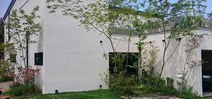 造園・外構・庭づくりは『ガーデンクラフト』奈良市・木津川市・精華町